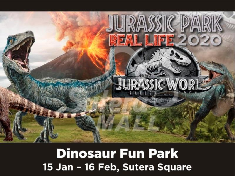 <div class='event-date'>15 Jan 2020 to 16 Feb 2020</div><div class='event-title'><h4>Dinosaur Fun Park</h4></div>