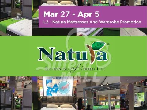 <div class='event-date'>27 Mar 2020 to 05 Apr 2020</div><div class='event-title'><h4>Natura Roadshow</h4></div>