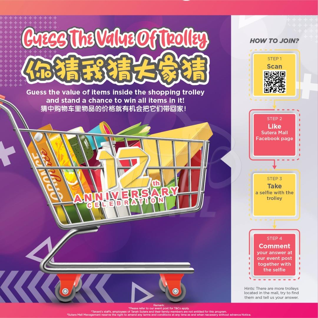 <div class='event-date'>01 Aug 2020 to 30 Sep 2020</div><div class='event-title'><h4>Guess the Value of Shopping Trolley</h4></div>