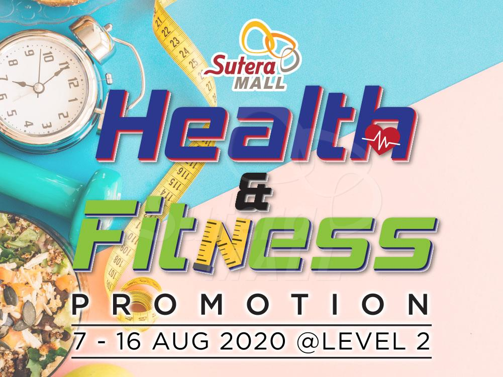 <div class='event-date'>07 Aug 2020 to 16 Aug 2020</div><div class='event-title'><h4>Health & Fitness Promotion</h4></div>