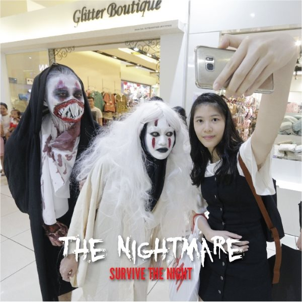 "The Nightmare ""Survive the Night"" Halloween Haunted House"