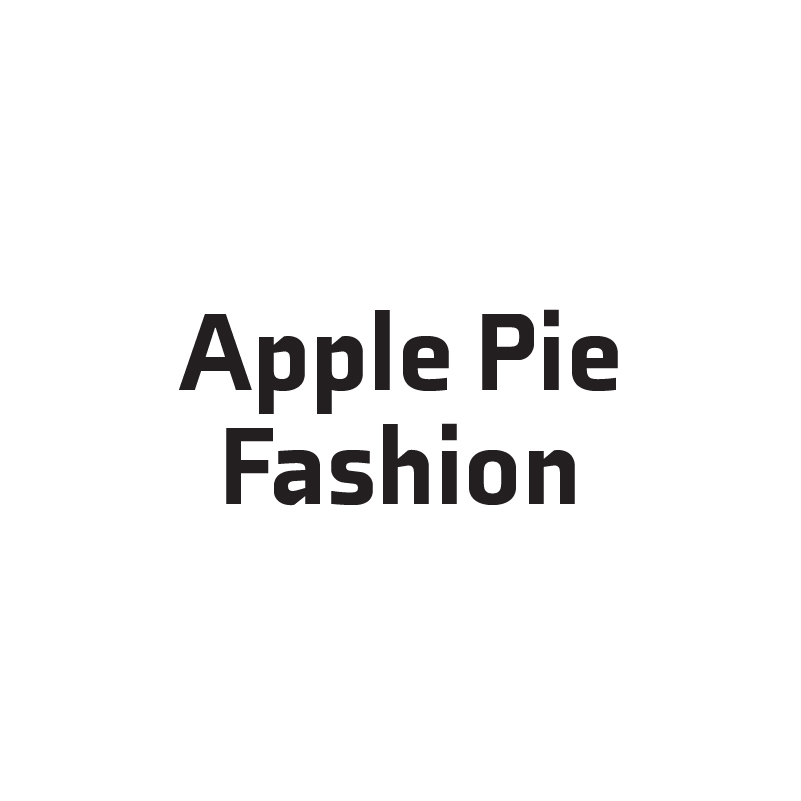 Apple Pie Fashion